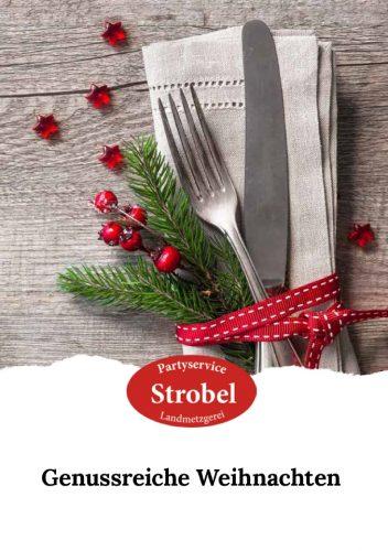 Landmetzgerei_Strobel_Genussreiche_Weihnachten_Flyer